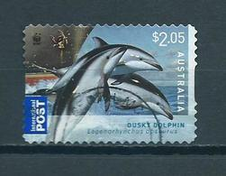 2009 Australia $2.05 Dolphin Self-adhesive/zelfklevend Used/gebruikt/oblitere - 2000-09 Elizabeth II
