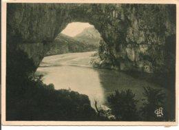 L20G_155 - Environs De Vals - 86B Le Pont D'Arc - Vallon Pont D'Arc