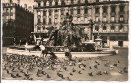 L20G_174 - Les Pigeons De La Place Des Terreaux - Lyon