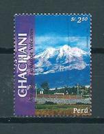 2005 Peru Chachani Used/gebruikt/oblitere - Peru