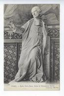 CPA Paris Église Notre Dame Statue De Monseigneur Darboy - Statues