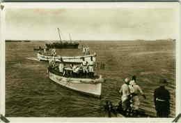 AFRICA - SOMALIA - LANDING OF THE GOVERNOR - EDI PARODI - 1930s (BG132) - Somalia