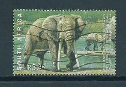 2003 South-Africa Elephant,animals,tiere Used/gebruikt/oblitere - Zuid-Afrika (1961-...)