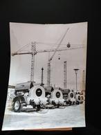 BERLIN INDUSTRIAL EXHEBITION  FUNKTURM    GERMANY ALEMANIA PHOTO DE PRESSE, PERSFOTO, FOTO DE PRENSA, - Objetos