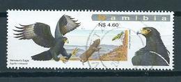 2009 Namibia Birds Of Prey,eagle Used/gebruikt/oblitere - Namibia (1990- ...)