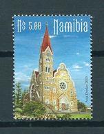 2010 Namibia Church Windhoek Used/gebruikt/oblitere - Namibië (1990- ...)