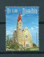 2010 Namibia Church Windhoek Used/gebruikt/oblitere - Namibia (1990- ...)
