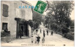 86 CHATEAU-GARNIER - Route De Sommières - France