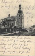 1900/20 - BARTOSOVICE  Partschendorf , Gute Zustand, 2 Scan - Czech Republic