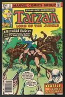 Tarzan # 8 - Marvel Comics - In English - January 1978 - John Buscema - TBE - Marvel
