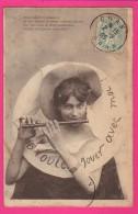 """CPA  (Réf : (PA190)  La Belle Musicienne """"voulez-vous Jouer Avec Moi"""" - Femmes"""