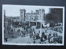 AK SAARBRÜCKEN Bahnhof 1940///  D*34603 - Saarbrücken
