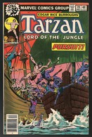 Tarzan # 19 - Marvel Comics - In English - December 1978 - Sal Buscema - TBE - Marvel