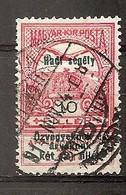 Hungría-Hungary Nº Yvert  130 (usado) (o) - Hungría