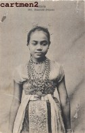 BATAVIA DAMSMEID NAJOEB NATIVE GIRL ETHNIC INDONESIAN LADY NEDERLANSCHD INDIE INDONESIE INDONESIA - Indonesia