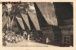 KONINKLIJKE PAKETVAART-MAATSCHAPPIJ LINE SUMATRA BATAK KAMPONG PORSEA NEDERLANDSCH-INDIE BATAVIA INDONESIE INDONESIA - Indonesië