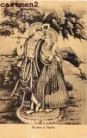 INDE INDIA KRISHNA § RADHA ETHNOLOGIE ETHNIC BOMBAY ETHNOLOGIE HINDOUISME HINDUISM - India