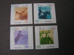 BRD  Sport  1996   **  MNH  Weit Unter Postpreis  1861-1864  €  14,00 - [7] République Fédérale