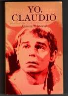 ANTIGUO LIBRO EDICIÓN DE 1979 YO, CLAUDIO ALIANZA EDITORIAL ROBERT GRAVES 510 PÁGINAS CAJA BARCELONA.IDIOMA: ESPAÑOL VER - Libri, Riviste, Fumetti