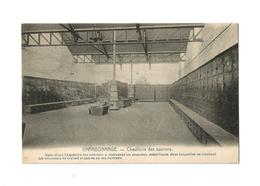CHARBONNAGE.  - Chauffoirs Des Ouvriers. - Belgique