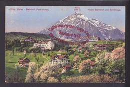 P1128 - SPIEZ Bahnhof Park-Hotel - SUISSE Berne - BE Berne