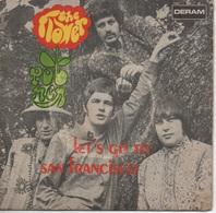 45T. THE FLOWER POT MEN.   Let's Go To San Francisco  - - Autres - Musique Française