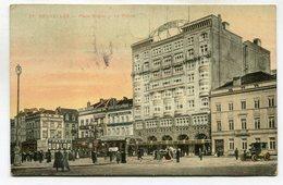 CPA - Carte Postale - Belgique - Bruxelles - Place Rogier - Le Palace (SV5870) - Places, Squares