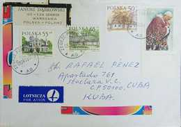 O) 1998 POLAND, ARCHITECTURE - LOPUSZNEY SC 3344--OBLEGORKU SC 3386 - BRONOWICACH SC3388 - POLISH COUNTRY, POPE JOHN PAU - 1944-.... Republic