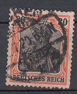 Deutsches Reich -  Mi. 89 (o) - Allemagne