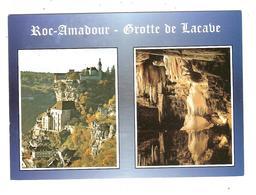 ROCAMADOUR - GROTTE DE LACAVE - MULTI VUES - Rocamadour