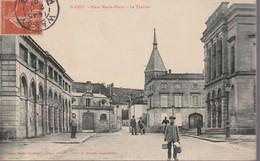 Wassy -place Marie Stuart- Le Théatre - Wassy