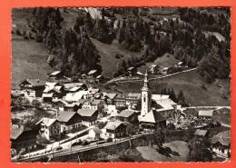 FKB-17 Gros Plan Sur Val D'Illiez, La Gare. Non Circulé. Grand Format. Perrochet VS 2213 - VS Valais