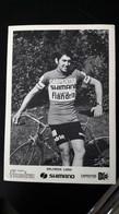 Ludo DELCROIX Carpenter Shimano Flandria - Radsport