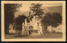 X01 - Asse / Assche - Het Monument / Le Monument - Asse