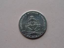 ATOMIUM Bruxelles - Brussel () België ! - Elongated Coins