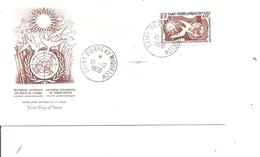 Saint-pierre Et Miquelon - Droits De L'homme ( FDC De 1958 à Voir) - St.Pierre Et Miquelon