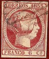 España. Edifil N.º 17 Usado - Usati