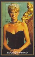 2355 - Princess DIANA Princess Of Wales - Rep Du Niger 1997 - Royalties, Royals