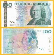 Sweden 100 Kronor P-65c 2010 UNC - Suède
