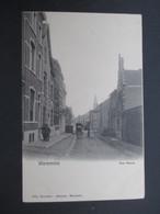 CP BELGIQUE (M1818) WAREMME (2 VUES) Rue Neuve - Borgworm