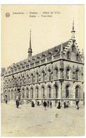 COURTRAI - Ruines -  Hôtel De Ville - Kortrijk