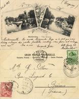 Uruguay, MONTEVIDEO, Villa Dolares (1902) Postcard - Uruguay