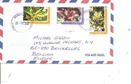 Grenadines De Saint-Vincent ( Lettre Par Avion De 2007  De Kingston Vers La Belgique à Voir) - St.Vincent & Grenadines