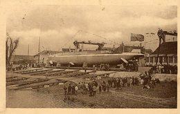 Establissements Schneider Et Cie - Chantiers De Chalon-sur-Saone - Le Submersible S.C.I - CPA - Sous-marins