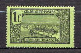 GUADELOUPE  - 69* - POINTE A PITRE - Guadeloupe (1884-1947)