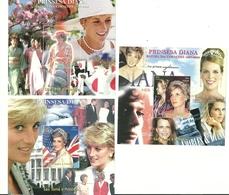 SANTO TOME Y PRINCIPE  2005   LADY DIANA ** MNH - Royalties, Royals