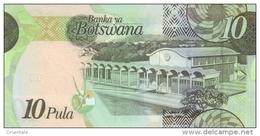 BOTSWANA P. 30c 10 P 2012 UNC - Botswana