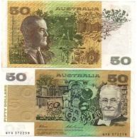 Australia - 50 Dollars 1990 VF+ Lemberg-Zp - Australia