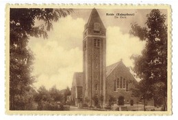 HEIDE ( Kalmthout ) - De Kerk - Uitg. Aug. Buyens - Kalmthout