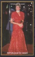 2363 - Princess DIANA Princess Of Wales - Rep Du Niger 1997 - Royalties, Royals